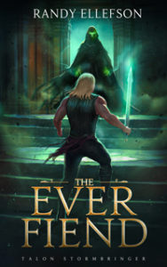 The Ever Fiend Cover